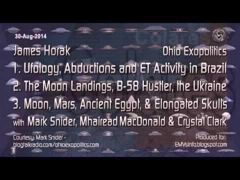 James Horak & Friends with Mark Snider on Ohio Exopolitics   30-Aug-2014