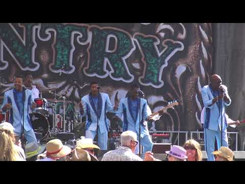 The Spinners - full set 9-3-17 Copper Country Copper Mtn., CO 4K HD tripod