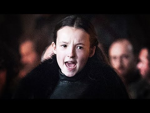 Game Of Thrones: Lyanna Mormont's Best Moments