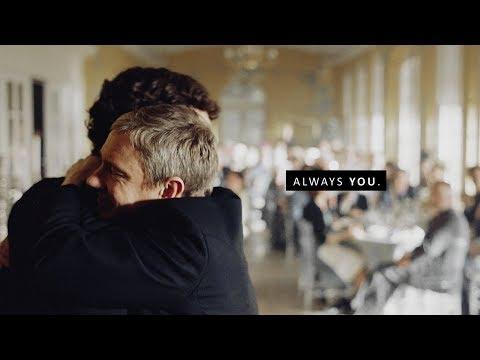 Sherlock & John   Always you.
