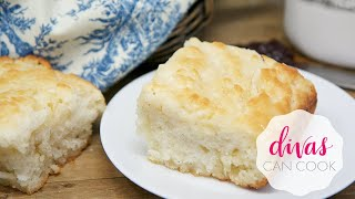How To Make BUTTER Swim Biscuits AKA Fast Food Biscuits