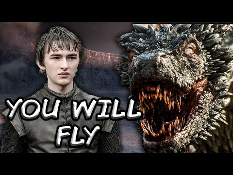 Can Bran Stark Warg A Dragon? Theory (Game of Thrones)