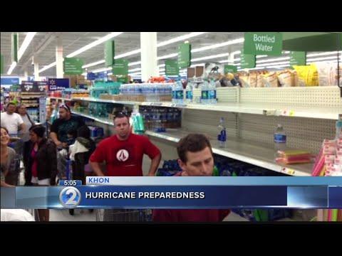 Expert explains worst-case scenario should hurricane cut off Hawaii's ports