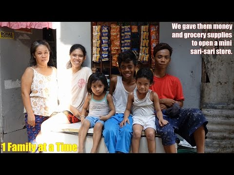Travel to the Real Philippines: Helping the Poor Filipinos. Socialism is LOVE, giving is Socialism