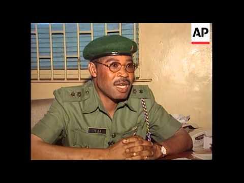 NIGERIA: PREIDENT ELECT OBASANJO SPEECH (2)