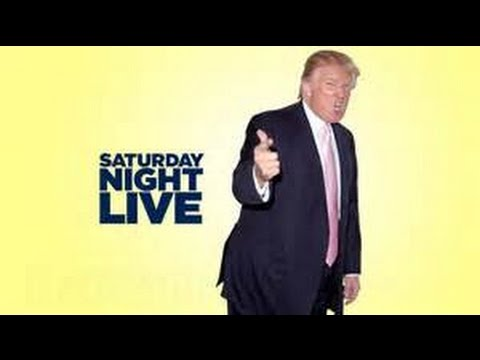 Donald Trump Hosting SNL Saturday night live Latino's outraged protests NBC Breaking News NOV 7 2015