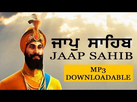 jaap sahib (mp3)