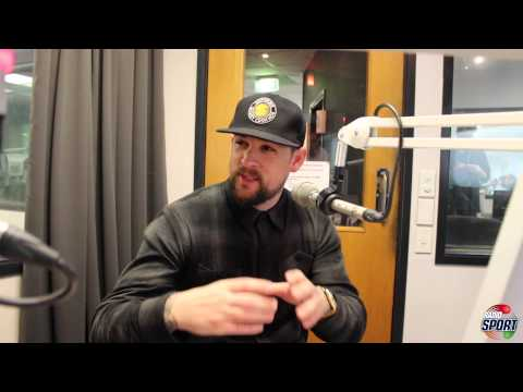 Radio Sport: Joel and Benji Madden on CGW Breakfast