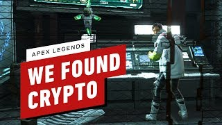 Apex Legends: How to Find Crypto In-Game
