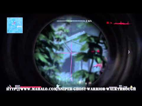 Sniper: Ghost Warrior Walkthrough - Mission 10: The End is Near...1/2