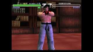 PSX Longplay [104] Kensei - Sacred Fist