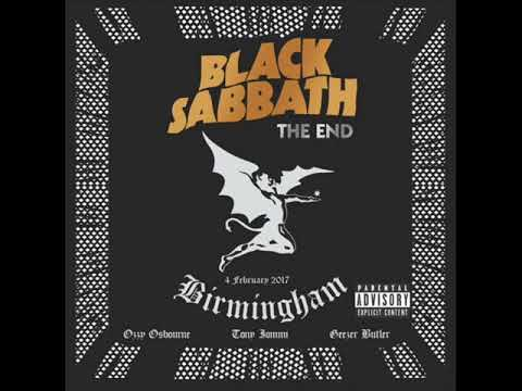 Black Sabbath  - The End.... full album