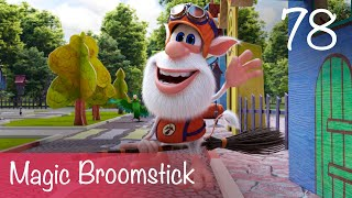 Booba - Magic Broomstick - Episode 78 - Cartoon for kids