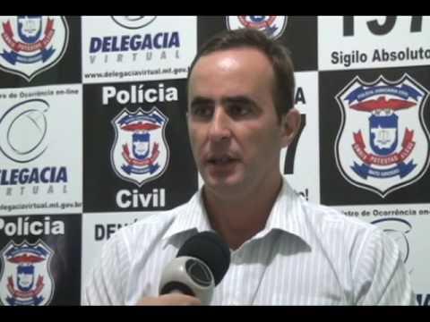 Polícia Civil de Confresa prende trio por tráfico, receptação e furto