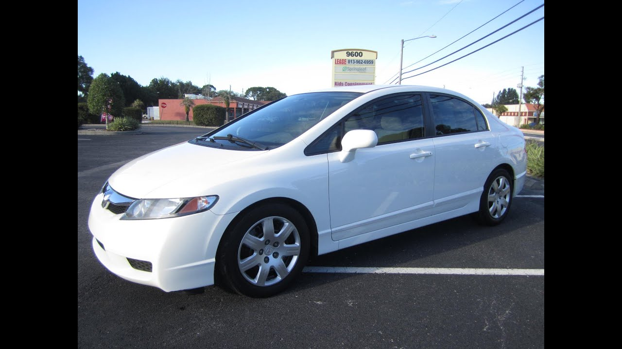 2011 Honda Civic Sedan >> Sold 2011 Honda Civic Lx Sedan 74k Miles Meticulous Motors Inc Florida For Sale