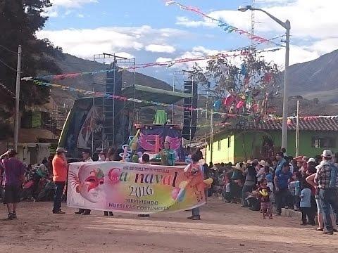 Carnavales La Grama 2016