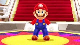 Super Mario Odyssey Walkthrough - Part 12 - Mushroom Kingdom