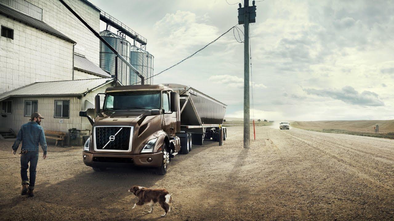 Volvo Trucks - The new Volvo VNR - YouTube