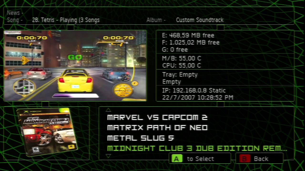 Xbox Clasico 100 Juegos Lista Coleccion 250gb Youtube