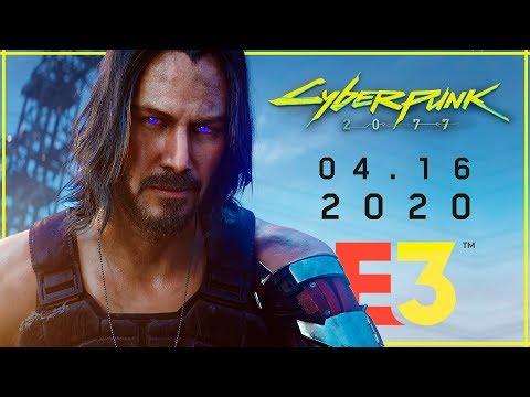 Cyberpunk 2077 порвал E3 | Трейлер и Релиз от Киану Ривз | Киберпанк 2077 выйдет 16.04.2020