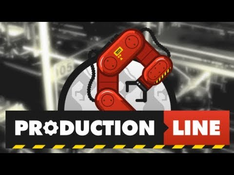 Production Line - Car Factorio