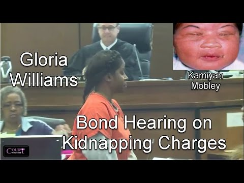 Thumbnail: Gloria Williams Bond Hearing *SEE NOTE* 01/18/17