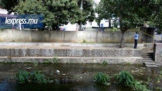 Le corps d'un homme repêché dans une rivière à Ste-Anne, Flacq