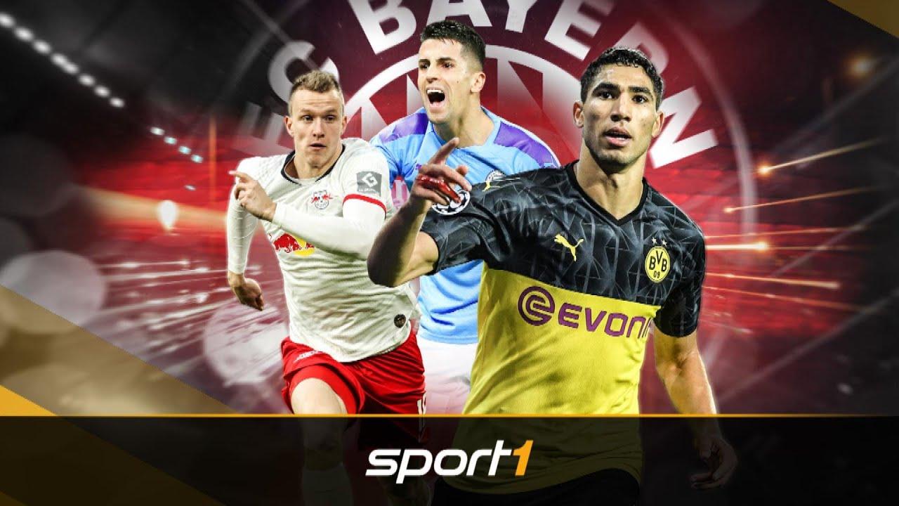 Darum wäre Hakimi für den FC Bayern ein doppelter Match | SPORT1 - TRANSFERMARKT-SHOW