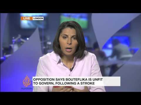 Presidential campaign kicks off in Algeria