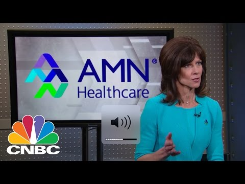 AMN Healthcare Services CEO: Headhunter For Health | Mad Mon