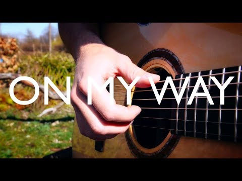 (PUBGM X Alan Walker) On My Way - Fingerstyle Guitar Cover