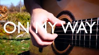 Gambar cover (PUBGM x Alan Walker) On My Way - Fingerstyle Guitar Cover