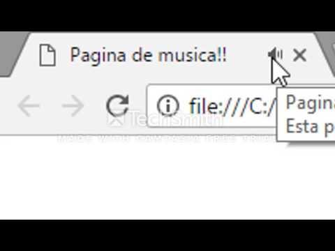 Agregar musica de fondo en html