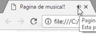 Musica de fondo en html