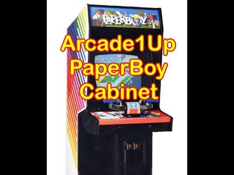 Arcade1Up Legacy Cabinet PaperBoy Arcade 1Up Mortal Kombat from rarecoolitems