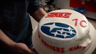 SDC 10 Years Anniversary Racetrack