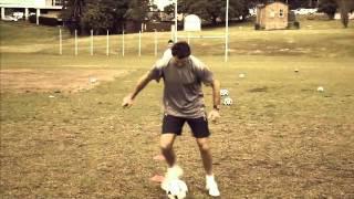 FIFA In The Park - Tim Cahill - Andrew Johns - Matt Burke - Paul Roos