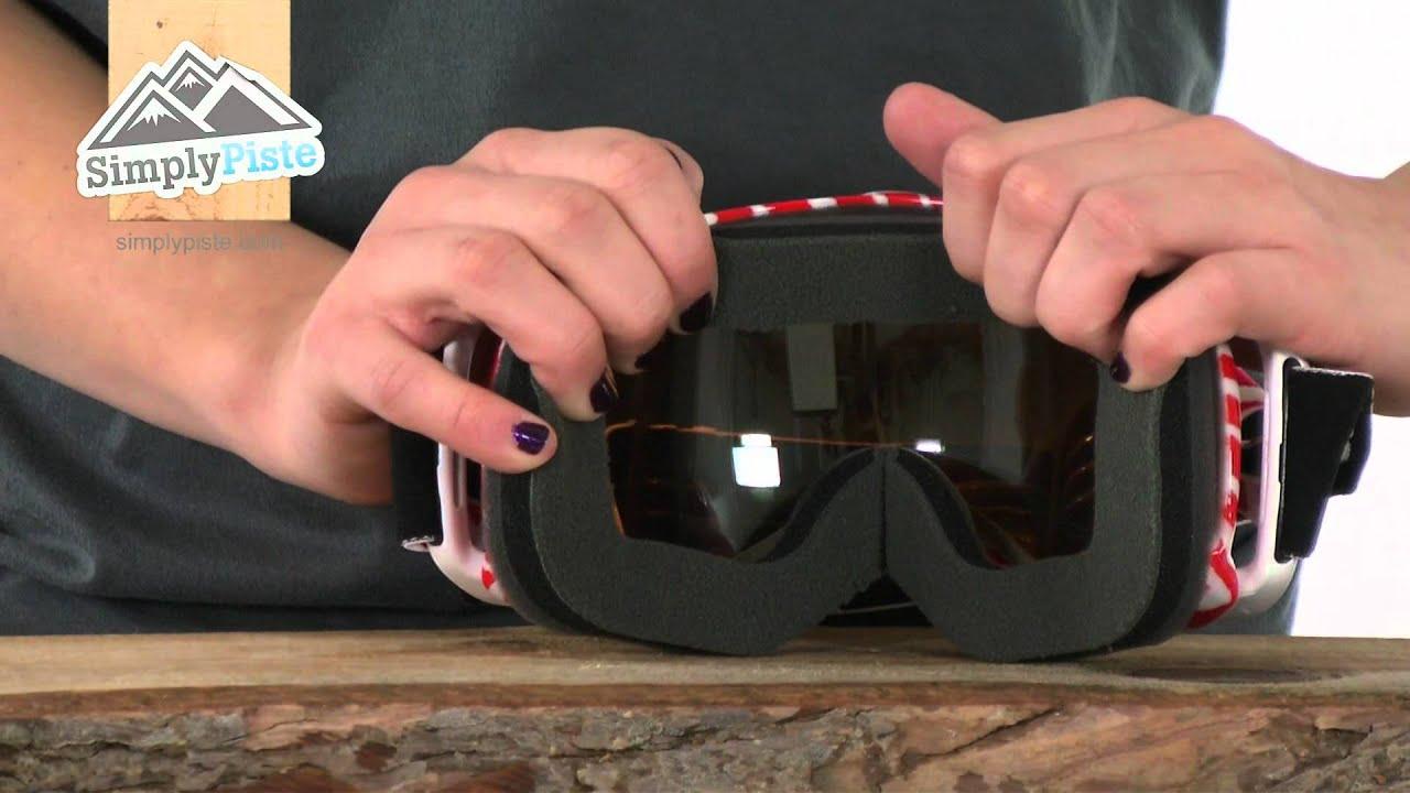 20f1fc9227e Oakley Splice Goggle - Shaun White Signature - www.simplypiste.com ...