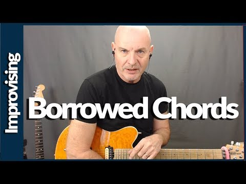 Borrowed Chords And Parallel Keys Easy To Understand Guide