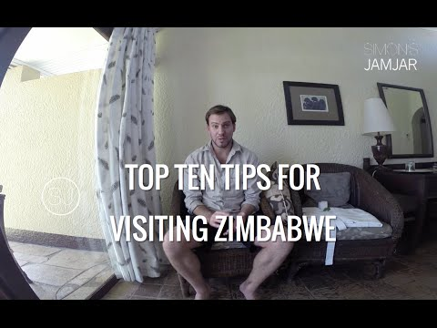 TOP TEN TIPS FOR VISITING ZIMBABWE