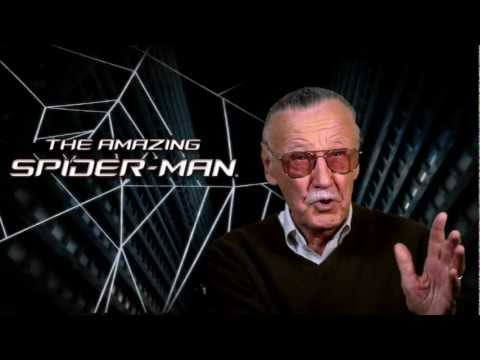 The Amazing Spider-Man: The Game - Stan Lee playable character reveal trailer