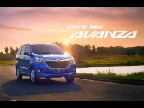 Kopling Grand New Avanza Panel Wood Iklan Toyota 2015 Youtube