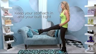 How To Workout With Leg Weights