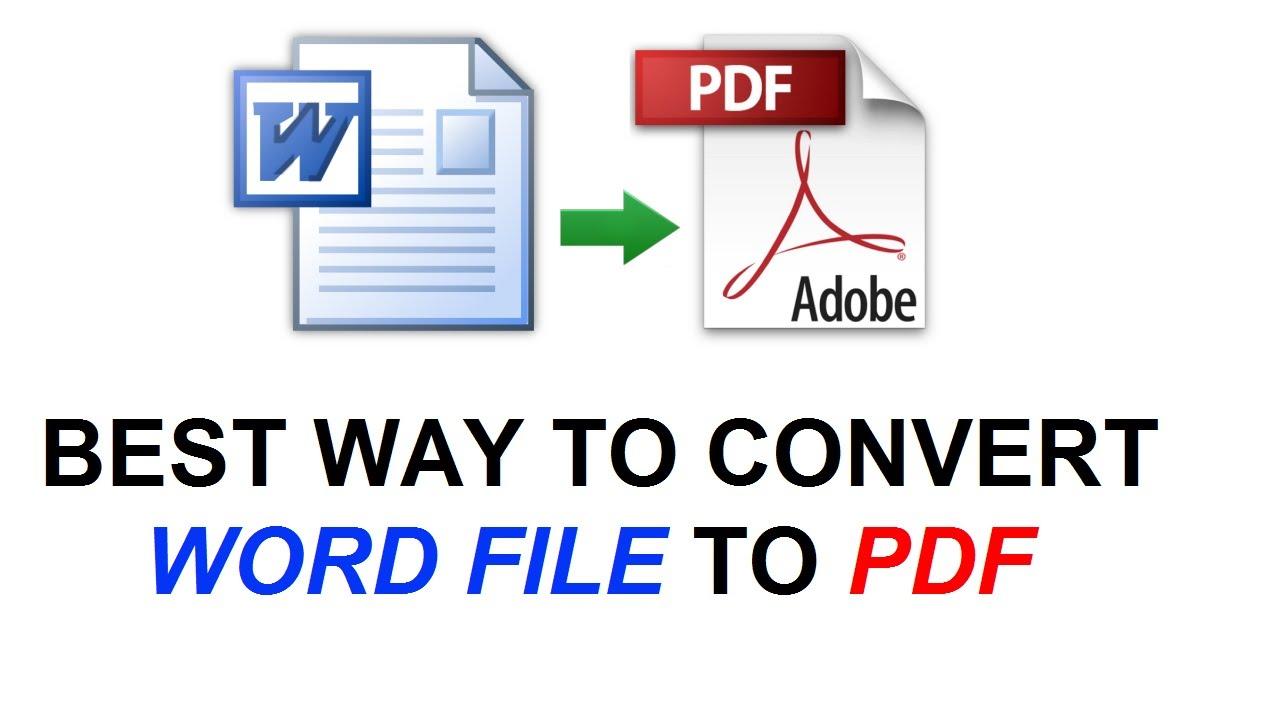 word to pdf - Busca Baixaki