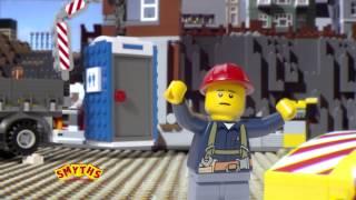 Smyths Toys - New LEGO City Demolition
