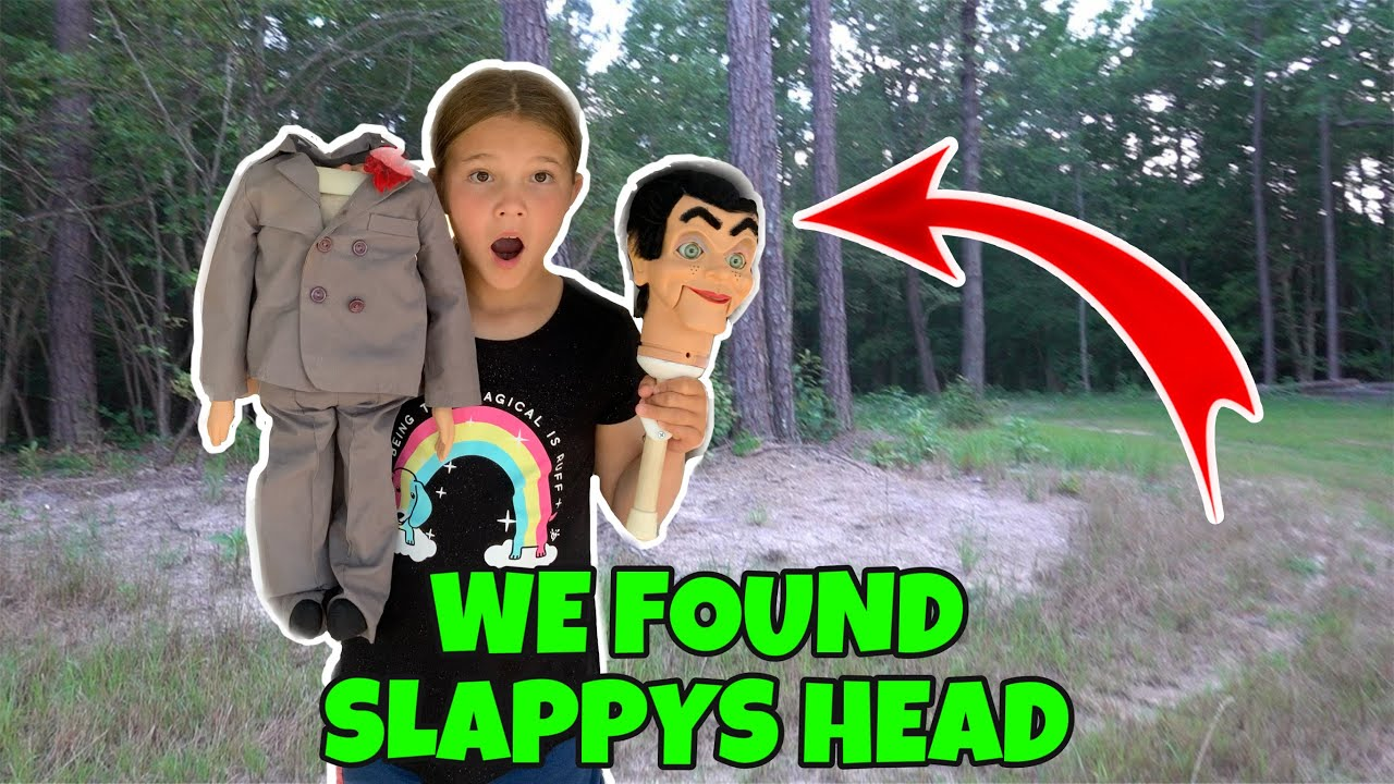 Slappy's Head Is Missing Part 3! Slappy Lost His Magic!