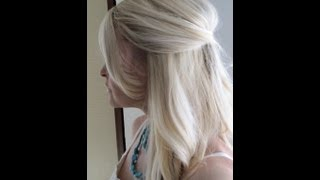 Bouffant Hairstyle without Teasing :) Thumbnail