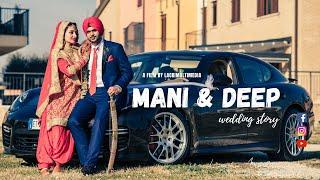 Mani  Deep Wedding story by lackimultimedia