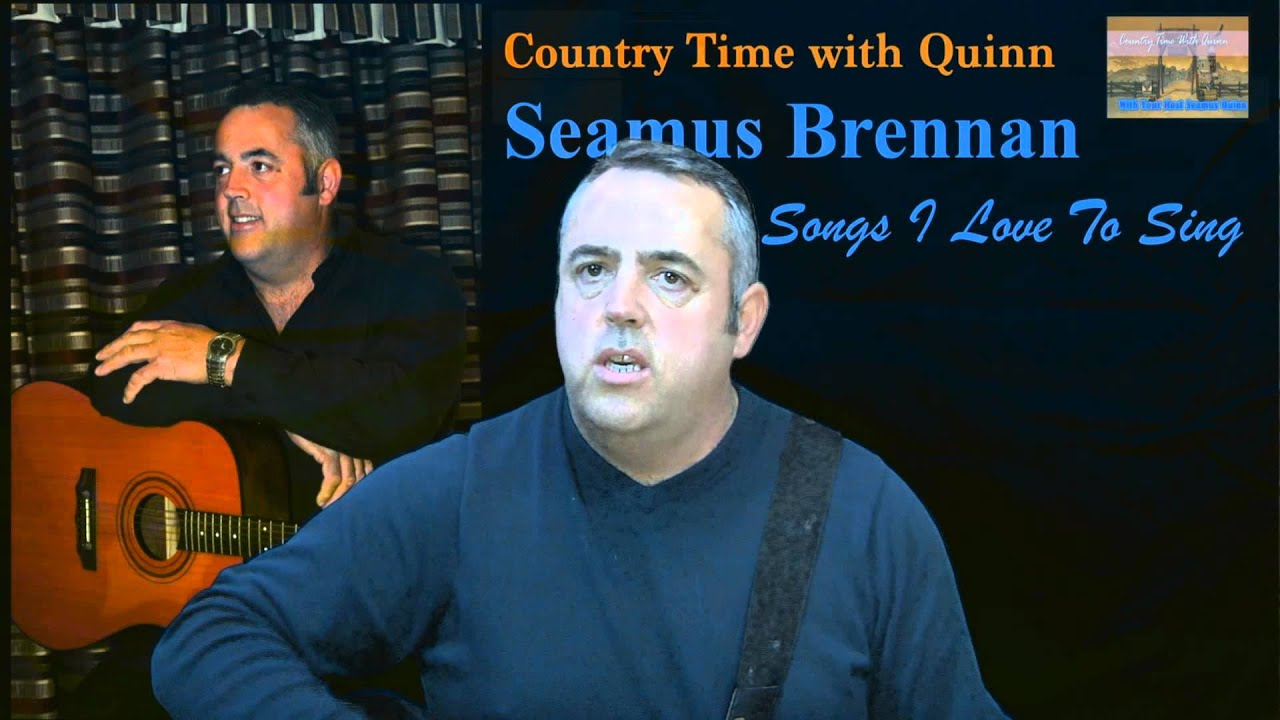 Seamus Brennan sings Country on Country Time with Quinn