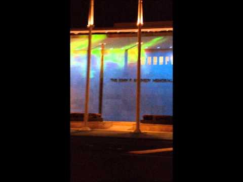 Kennedy Center NORDIC COOL NORTHERN LIGHTS VIDEO. wmv